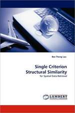 Single Criterion Structural Similarity