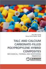 Talc and Calcium Carbonate-Filled Polypropylene Hybrid Composites