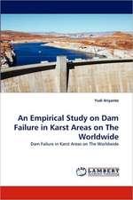 An Empirical Study on Dam Failure in Karst Areas on The Worldwide