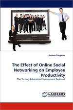 The Effect of Online Social Networking on Employee Productivity