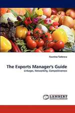 The Exports Manager's Guide