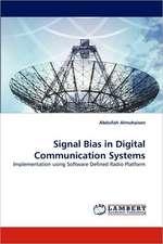 Signal Bias in Digital Communication Systems