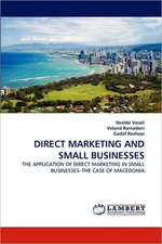 Direct Marketing and Small Businesses
