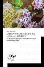 Empowerment et Économie sociale et solidaire