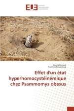 Effet D'Un Etat Hyperhomocysteinemique Chez Psammomys Obesus:  Questionnements Autour Du Format 1,33