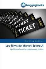 Les films de chevet: lettre A
