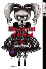 Magical Girl of the End 01