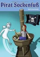 Pirat Sockenfuß