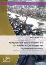 Radtouren Durch Das Osnabrucker Land:  Moglichkeiten Der Resilienzforderung