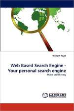 Web Based Search Engine - Your personal search engine