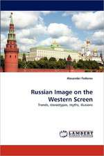 Russian Image on the Western Screen