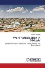 Work Participation in Ethiopia