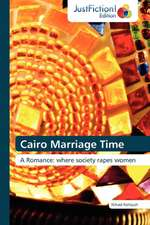 Cairo Marriage Time