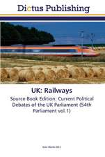 UK: Railways