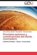 Principios Quimicos y Consecuencias del Efecto Invernadero:  Morfosintaxis y Prosodia En Accion