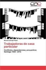 Trabajadoras de Casa Particular:  Melolonthidae) de America Central