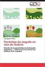 Parasitos de Anguila En Rios de Galicia:  Hacia Una Epica Posmoderna