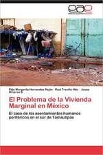 El Problema de La Vivienda Marginal En Mexico:  Ciudad Maritima O Ciudad Petrolera?