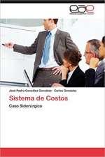 Sistema de Costos