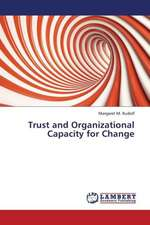 Trust and Organizational Capacity for Change
