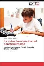 La Estructura Teorica del Constructivismo:  El Caso Sinaloa, 1990-2000