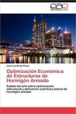 Optimizacion Economica de Estructuras de Hormigon Armado:  Aportes a la Construccion del Conocimiento