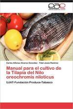 Manual Para El Cultivo de La Tilapia del Nilo Oreochromis Niloticus