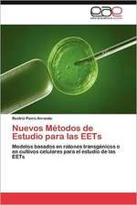 Nuevos Metodos de Estudio Para Las Eets:  El Caso de Montevideo