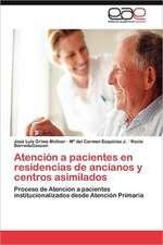 Atencion a Pacientes En Residencias de Ancianos y Centros Asimilados:  Su Influencia En La Evaluacion Profesoral