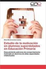 Estudio de La Motivacion En Alumnos Superdotados En Educacion Primaria:  Lo Arabe En La Prensa Espanola