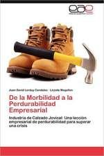 de La Morbilidad a la Perdurabilidad Empresarial:  Ideas Pedagogicas de Fidel