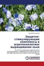 Zashchitno-stimuliruyushchie kompleksy v agrotekhnologiyakh vyrashchivaniya l'na