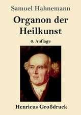 Organon der Heilkunst (Großdruck)