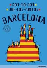 Dot-to-Dot Barcelona: An Interactive Travel Guide