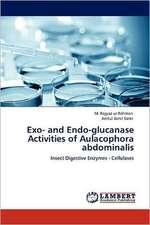 Exo- and Endo-glucanase Activities of Aulacophora abdominalis
