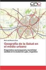 Geografia de La Salud En El Medio Urbano:  Estudi Taxonomic I Comparatiu. Volum 2