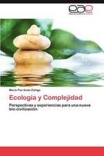 Ecologia y Complejidad