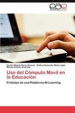 USO del Computo Movil En La Educacion:  Trazados Cefalometricos
