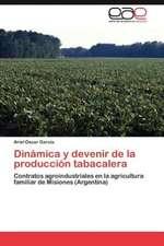 Dinamica y Devenir de La Produccion Tabacalera:  Usos y Apropiaciones