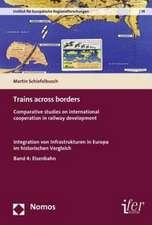 Trains across borders