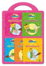 Bibi Blocksberg- 5 Minibücher im Set