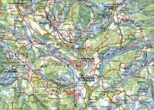 Naturpark Zirbitzkogel-Grebenzen - Murau - Sölkpass 1 : 50 000. WK 211