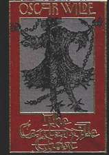 Canterville Ghost Minibook - Limited Gilt-Edged Edition