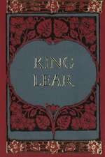 King Lear Minibook -- Gilt Edged Edition