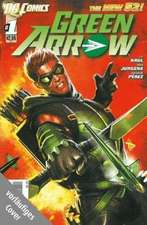 Green Arrow 01. Kampf um Queen Industries
