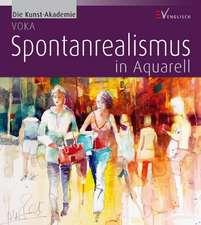 Spontanrealismus in Aquarell