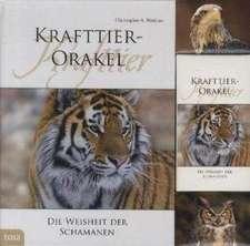 Krafttier-Orakel (Buch mit Orakel-Karten in Geschenkbox)