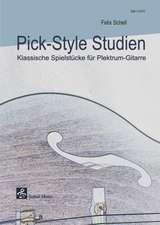 Pick-Style Studien  (TAB)