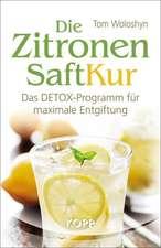 Die Zitronensaft-Kur