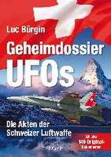 Geheimdossier UFOs